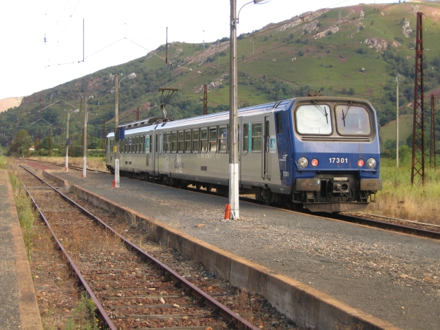 Forums lr presse voir le sujet sauvons la ligne - Train from paris to st jean pied de port ...