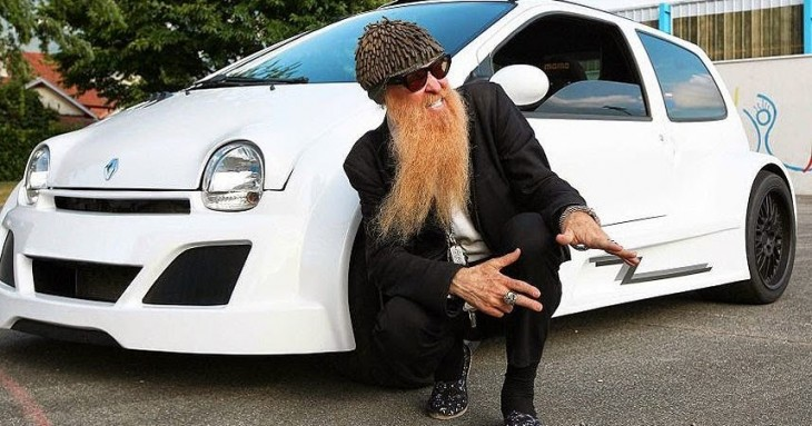 Billy Gibbons, guitarist with Texan rock and blues outfit ZZ Top, is another avid collector of cars. He's well known for a red 1932 Ford .jpg