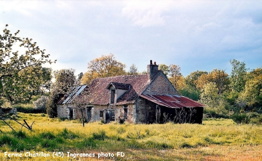 Ferme de Chatillon Ingrannes Photo FD.jpg