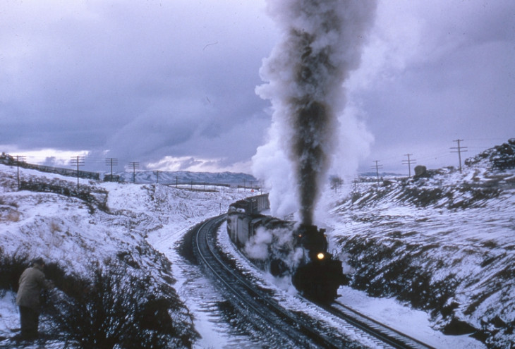 UP BigBoy works hard in the frozen Wyoming climate near Tie Siding Max Wipperman.jpg