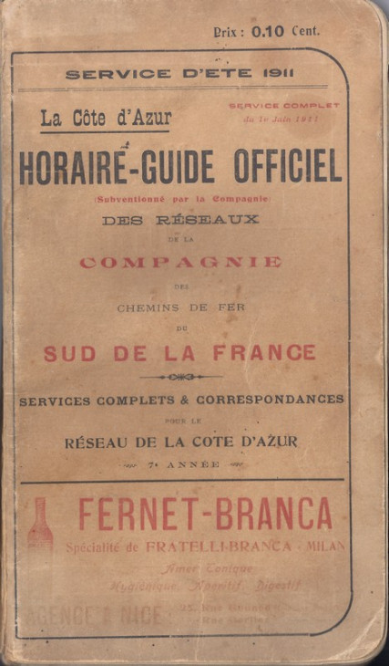 SF Sud France horaires 1911 R.jpg
