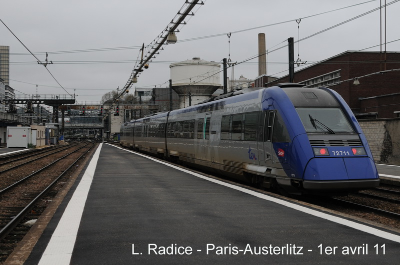 Forums lr presse voir le sujet ligne paris austerlitz for Train tours paris austerlitz